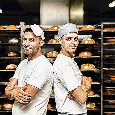 The bakers brothers
