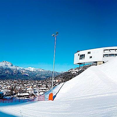 Titelbild für Skiverleih Garmisch