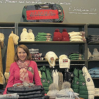 Titelbild für Napapijri-Store