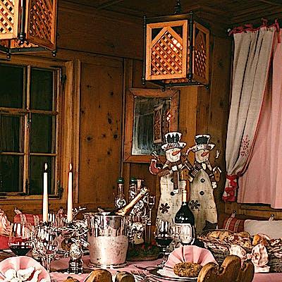 Hospiz Alm Restaurant