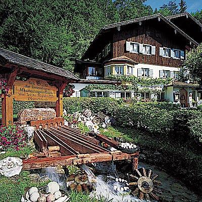Titelbild für Gasthaus Pension zur Kugelmühle
