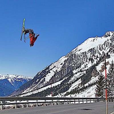 Titelbild für Von der Halfpipe auf den Bergpass