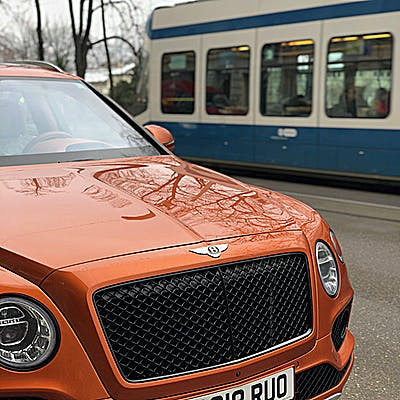 La Loupe Bentley Bentayga 6615 75naqe8mj