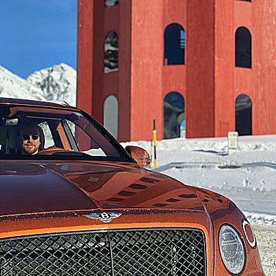 La Loupe Bentley Bentayga 6676 75naqe8mf