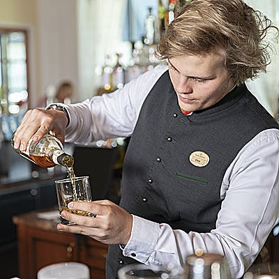 Edelweiss Hotelbar Café Drinks Cocktails