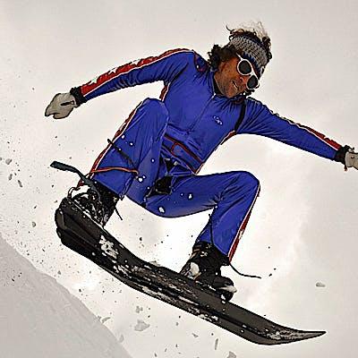 """Titelbild für """"Große Berge brauchen große Boards!"""""""