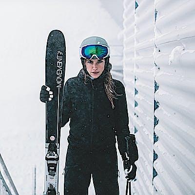 Titelbild für Dem Schnee verfallen