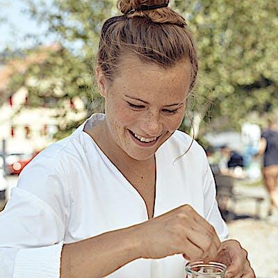 Titelbild für Raffinierte Alpenküche mit einer Prise Internationalität