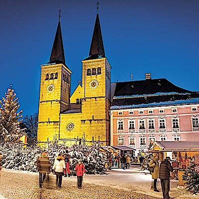 Titelbild für Berchtesgadener Advent