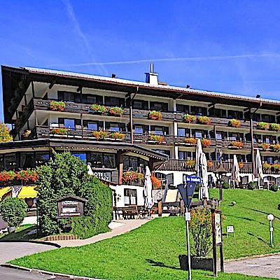 Titelbild für Alpenhotel Kronprinz Restaurant