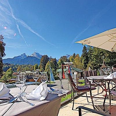 Titelbild für Alpenhotel Kronprinz