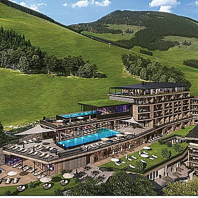 Titelbild für Das Edelweiss Salzburg Mountain Resort