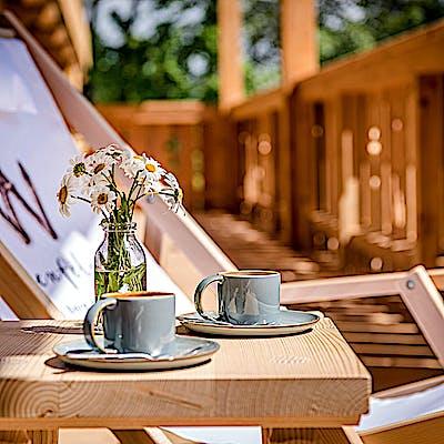 Titelbild für Der Sommer duftet nach Kaffee