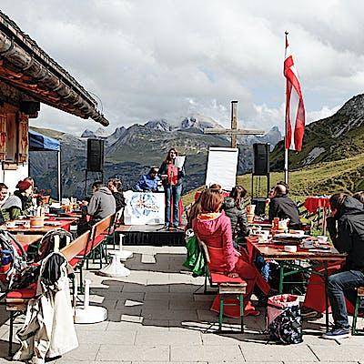 La Loupe LZ S 18 Lecher Literaturtage17 Lech Zuers Tourismus by Bernadette Otter 1 von 7 75iw2y5hw