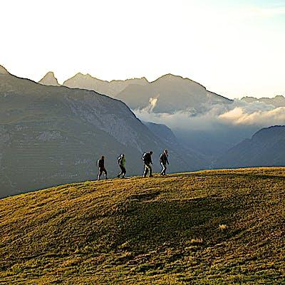 Titelbild für Wanderlust