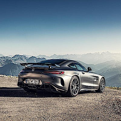 Cover image for Mercedes-Benz Summer Experience