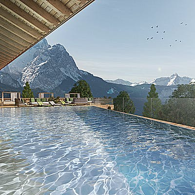 La Loupe Infinity Pool Werdenfelserei 75eawz660