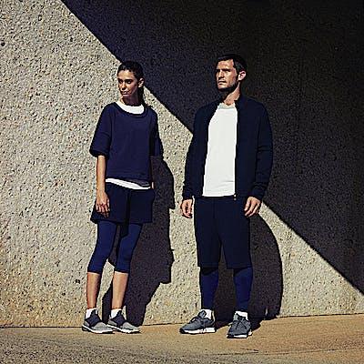 Titelbild für FALKE zeigt ein neues Level der Sportswear
