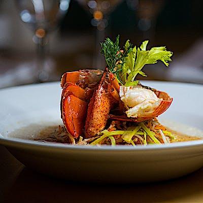 Titelbild für 1st Lobster