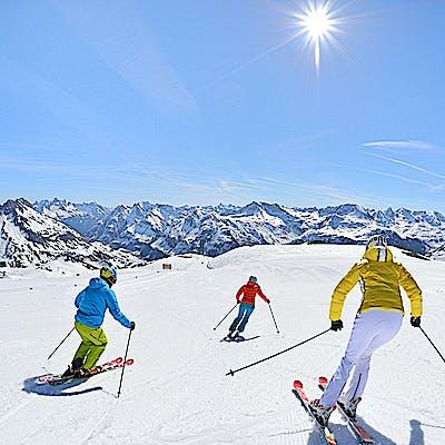 Zwischen Networking und Après-Ski