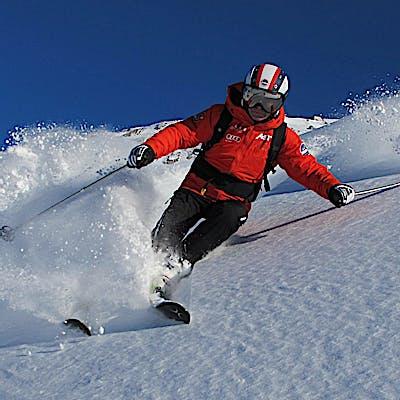 Titelbild für Ein Manager für den perfekten Skitag