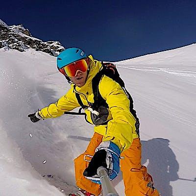 Snowboarder 759hbxcks