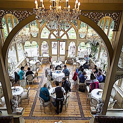 Titelbild für Café-Restaurant Schloss Wartholz