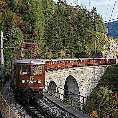 Titelbild für Mariazellerbahn