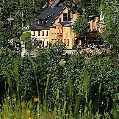 Titelbild für Hotel Fahrnberger