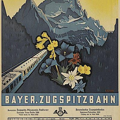 La Loupe Zugspitzposter GAP 2 75eccrfb3
