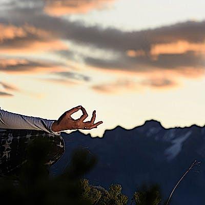 Titelbild für Auftanken, durchatmen und die Kraft der Berge spüren