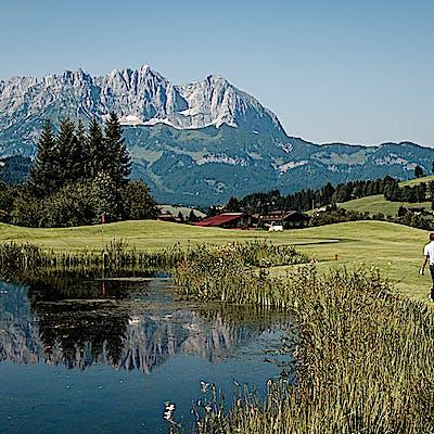 Golf auf Haubenniveau