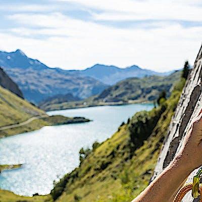 Titelbild für Sechsmal Abenteuer am Arlberg