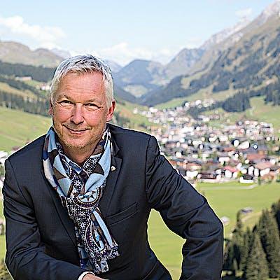 Titelbild für Das Inselgefühl am Arlberg