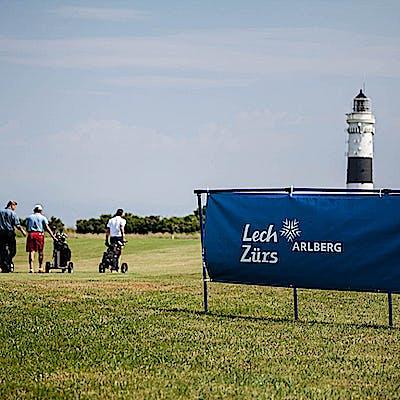 Lech Zürs meets Golfclub Sylt