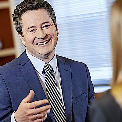 Titelbild für 5 gute Gründe für Ihre Vermögensanlage bei der Raiffeisenbank Lech