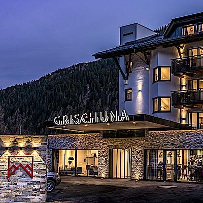 Titelbild für Hotel Grischuna by Max Sattler