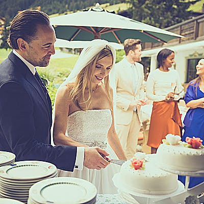 Cover image for Wedding at Hotel Arlberg