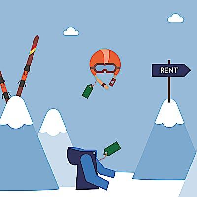 Titelbild für SkiSuitRental – Leihen per Mausklick