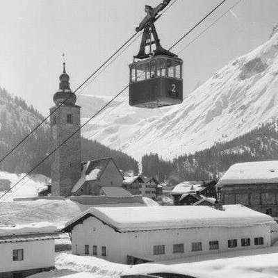 La Loupe Bergbahn Oberlech 1 75e0wr9wj