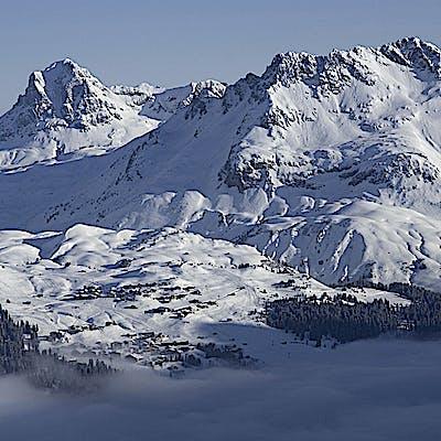La Loupe Bergbahn Oberlech 3 75e0wr9wn