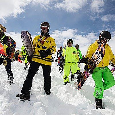 Titelbild für Woodstock im Winter