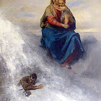 Cover image for The Arlberg miracle