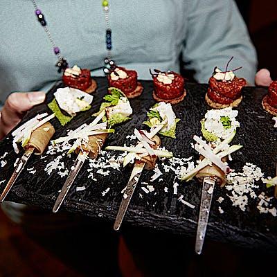 Titelbild für Kulinarische und künstlerische Gipfelstürme