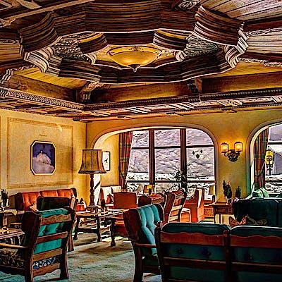 Cover image for Hotel Kristberg