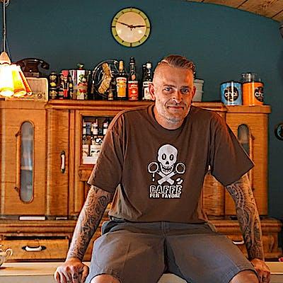 """Titelbild für Auf Kaffeefahrt mit """"Herr Bohne"""""""