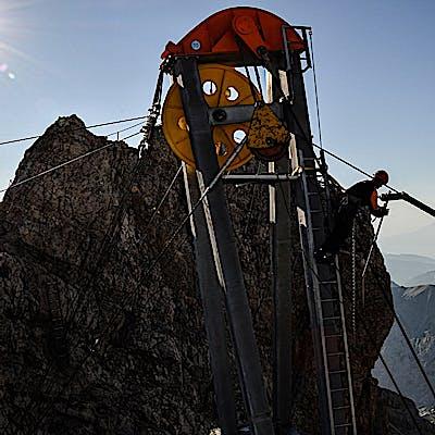 La Loupe Seilbahn Zugspitze Garmisch Partenkirchen 1 759skr2g8