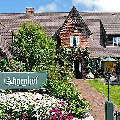 Cover image for Hotel Ahnenhof