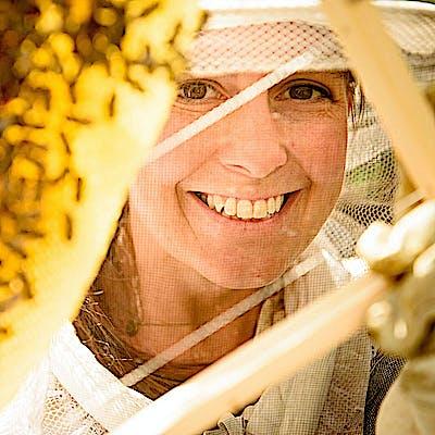 Titelbild für Ein Königreich für Biobienen