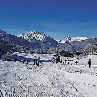 Titelbild für Skilifte Obersalzberg